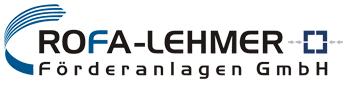 Rofa-Lehmer Logo